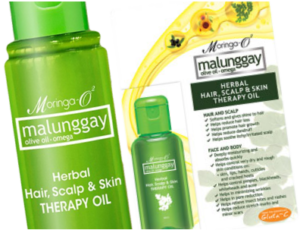 how to use malunggay for hair loss