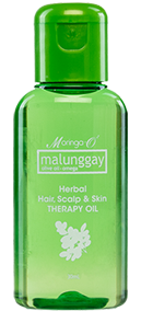 herbal moisturizing oil for skin therapy